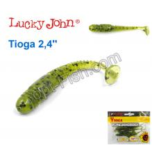 Виброхвост 2,4 Tioga LUCKY JOHN*9 140119-PA01