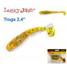 Виброхвост 2,4 Tioga LUCKY JOHN*9 140119-PA19