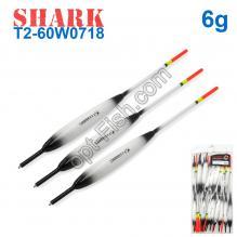 Поплавок Shark Тополь T2-60W0718 (20шт)