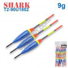 Поплавок Shark Тополь T2-90U1802 (10шт)