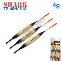 Поплавок Shark Тополь T2-40N0818 (20шт)
