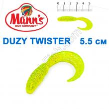 Силикон Manns Twister MFCH-037-55мм (20шт)