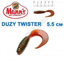 Силикон Manns Twister MFMO-037-55мм (20шт)
