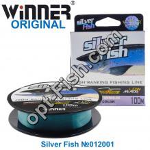 Леска Winner Original Silver Fish №012001 100м 0,22мм *