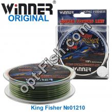 Леска Winner Original King Fisher №01210 100м 0,50мм *