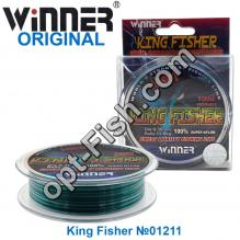 Леска Winner Original King Fisher №01211 100м 0,30мм *