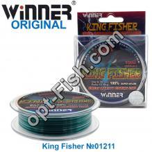 Леска Winner Original King Fisher №01211 100м 0,45мм *