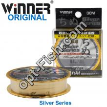Леска Winner Original Silver Series 30м 0,08мм *