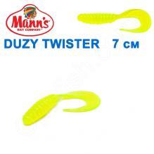 Силикон Manns Duzy Twister CH-038-70мм (20шт)