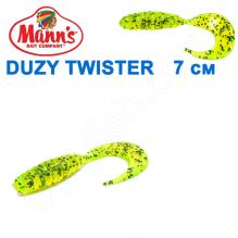Силикон Manns Duzy Twister CHGBF-038-70мм (20шт)