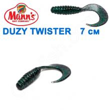 Силикон Manns Duzy Twister EG-038-70мм (20шт)