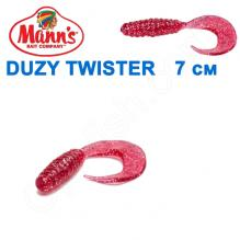 Силикон Manns Duzy Twister MFST-038-70мм (20шт)