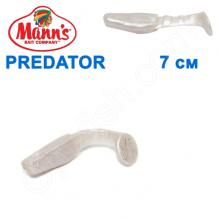 Силикон Manns Predator SMSH-056-70мм (20шт)
