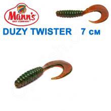Силикон Manns Duzy Twister GNMFO-038-70мм (20шт)