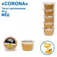 Тесто протеиновое Corona 40g мед (5шт)