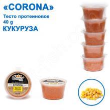 Тесто протеиновое Corona 40g кукуруза (5шт)