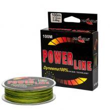 Шнур Power Line 100м 0,12мм *