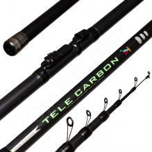 Удилище СК карбон Winner  Tele Carbon 15-40g 6м *