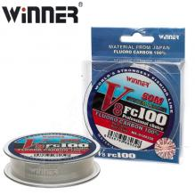 Флюорокарбон Winner Fluro Carbon 100% V8 №0180328 50м 0,16мм *