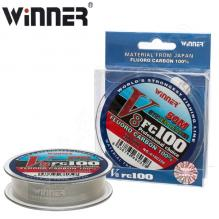 Флюорокарбон Winner Fluro Carbon 100% V8 №0180328 50м 0,20мм *