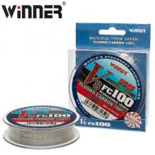 Флюорокарбон Winner Fluro Carbon 100% V8 №0180328 50м 0,50мм *