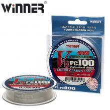 Флюорокарбон Winner Fluro Carbon 100% V8 №0180328 50м 0,60мм *