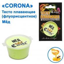 Тесто плавающее Corona флуоресцентное Мед