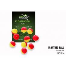 Плавающая насадка ПМ Floating Ball 5мм Криль
