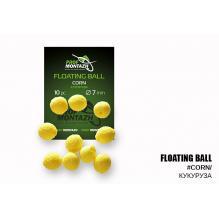 Плавающая насадка ПМ Floating Ball 7мм Кукуруза