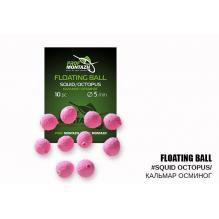 Плавающая насадка ПМ Floating Ball 5мм Кальмар/Осминог