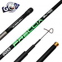 Удилище БК карбон GOSS Freccia Green 30-60g 4м NEW *