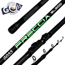 Удилище СК карбон GOSS Freccia Green 30-60g 5м NEW *