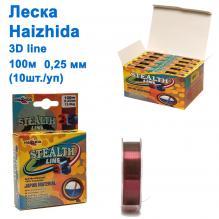 Леска Haizhida 3d line 100м 0,25мм *