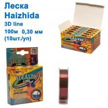 Леска Haizhida 3d line 100м 0,30мм *