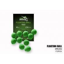 Плавающая насадка ПМ Floating Ball 6мм Горох