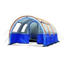 Туристическая 4-х местная палатка Lanyu 1801 (240+120+120)х260х200