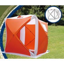 Зимняя палатка куб Lanyu 1940 (220х220х235) Orange