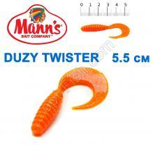 Силикон Manns Twister MFOR-037-55мм (20шт)