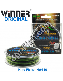Леска Winner Original Power King Fisher №0810