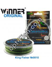 Леска Winner Original Power King Fisher №0810