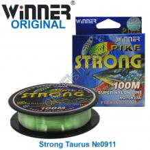 Леска Winner Original Pike Strong №0823A 100м 0,25мм *