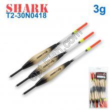 Поплавок Shark Тополь T2-30N0418 (20шт)