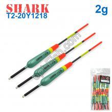 Поплавок Shark Тополь T2-20Y1218 (20шт)