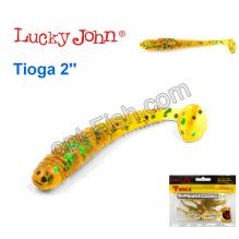 Виброхвост 2 Tioga LUCKY JOHN*10 140102-PA19
