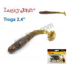 Виброхвост 2,4 Tioga LUCKY JOHN*9 140119-PA03