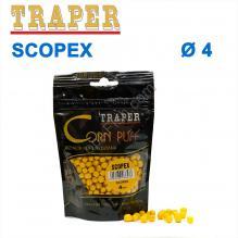 Воздушное тесто Traper Corn puff пуфи 4mm scopex (скопекс)