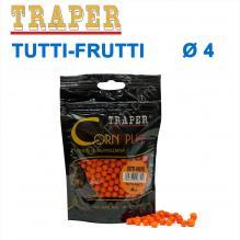 Воздушное тесто Traper Corn puff пуфи 4mm tutti-frutti (тутти-фрутти)