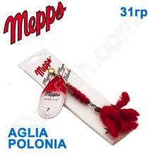 Блесна  Mepps AGLIA No 7 POLONIA 31g