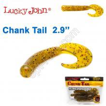 Твистер 2,9 Chank Tail LUCKY JOHN*7 140106-002