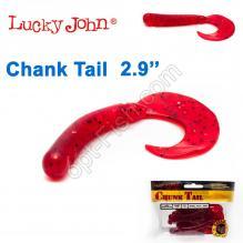 Твистер 2,9 Chank Tail LUCKY JOHN*7 140106-PA06